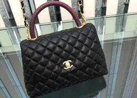 香奈儿cocohandle高仿包包 Chanel官网新款手提包