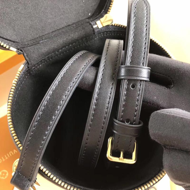 M43986 LV Cannes 手袋 LV化妆箱 LV Monogram Reverse涂层帆布女包